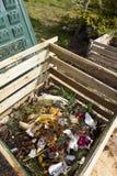 composting fotografia stock libera da diritti