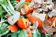 Composting materials royalty free stock photo