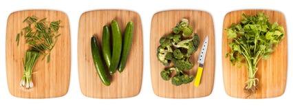 Composto com muitas variedades diferentes de ingredientes Fotos de Stock