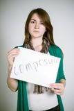 Composure Stock Images