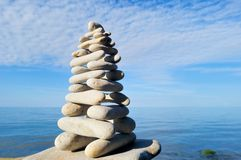 Compound Stones Royalty Free Stock Images