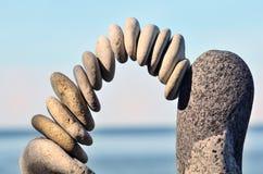 Compound of stones Stock Image
