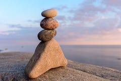 Compound of stones Stock Photos
