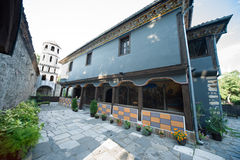 Compound Temple of Saints Constantine and Helen in Plovdiv, Bulgaria Stock Image
