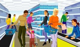Compra ilustração stock