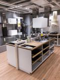 Compra a cozinha Foto de Stock