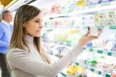 Supermercado Imagem de Stock Royalty Free