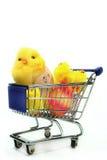 Compra de Easter Foto de Stock