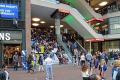 Compra de Haia, Holanda foto de stock