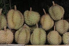Compra dos Durians Imagem de Stock