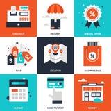 Compra e comércio Fotos de Stock