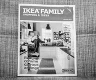 Compra e ideias do compartimento de Ikea - envie o compartimento com o special de Imagens de Stock Royalty Free