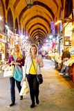 Compra em Istambul Foto de Stock Royalty Free