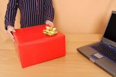 Compra en línea Fotografía de archivo libre de regalías
