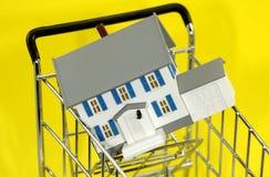 Compra Home Imagem de Stock Royalty Free