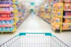 compra no supermercado Fotografia de Stock