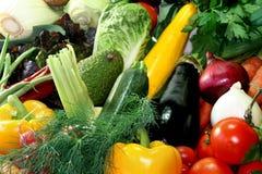 Compra vegetal Fotografia de Stock Royalty Free
