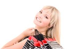 Comprador imagen de archivo libre de regalías