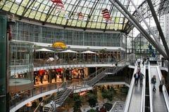Comprando em Jena, Alemanha Imagem de Stock