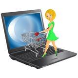 Compras Imagens de Stock