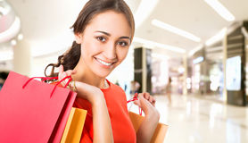 Compras Foto de Stock Royalty Free