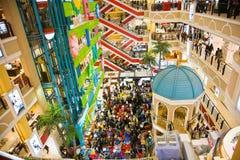 Compras de China en Harbin Foto de archivo libre de regalías