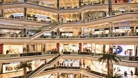 Compras de Estambul Cevahir y centro de entretenimiento imagen de archivo