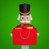 Compras de la Navidad libre illustration