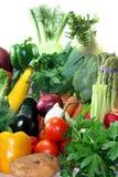 Compras vegetales Fotos de archivo libres de regalías