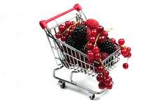 Compre el alimento sano imagen de archivo libre de regalías