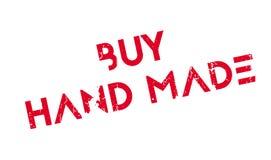 Compre el sello de goma hecho a mano Foto de archivo libre de regalías
