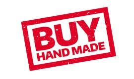 Compre el sello de goma hecho a mano Imágenes de archivo libres de regalías