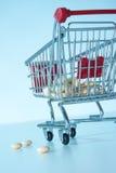 Compre a saúde Imagem de Stock
