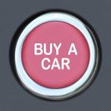 Compre uma compra da consultação do começo da tecla do carro para o veículo Foto de Stock