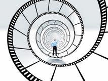 Compreenda o filme ilustração do vetor
