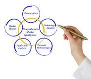 Comprehensive Market Intelligence Stock Image