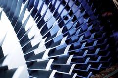 Compresor axial Imagen de archivo