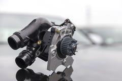 Compresor Turbo для автомобиля стоковое изображение