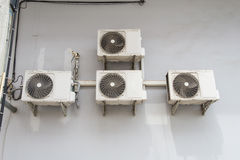 Compresores de aire Imagenes de archivo