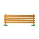 Compressa di legno Immagini Stock