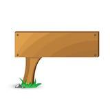 Compressa di legno Fotografia Stock Libera da Diritti