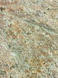Compressa marmorizzata naturale di pietra allineata Fotografia Stock