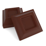 Cioccolato al latte illustrazione di stock