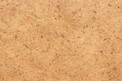 Compressed sawdust chipboard, texture Stock Photography