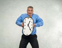 Compressed time Royalty Free Stock Photography