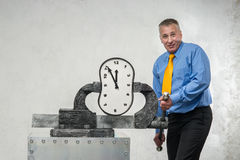 Compressed time Stock Photos