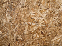 Compressed woodchip sheet Royalty Free Stock Photo