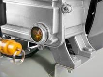 Compresseur d'air de détail photo stock