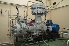 compressor Royalty-vrije Stock Foto