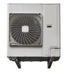 Compressor de Aircondition Imagens de Stock